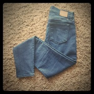 Lucky- Brooke Legging Jean. Size 6